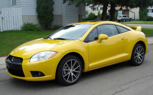 2009 Mitsubishi Eclipse GT Limited Edition Coupe (2 door)
