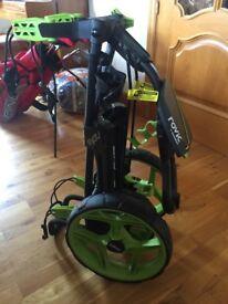 Rovic Junior Golf Pushcart / Trolley