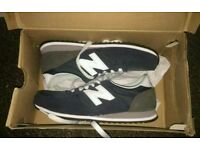 New balance trainers