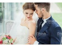 wedding photography wanted to gain experience price start from TF first booking.
