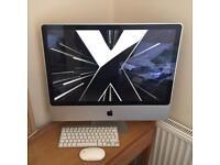 """Apple iMac 24"""" Aluminium"""