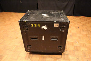 Clydesdale Wheeled Road Case 12 RU