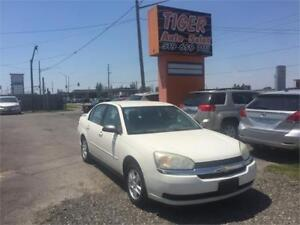2004 Chevrolet Malibu LS**GREAT CONDITION***155 KMS***AS IS