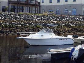 Fast Fisher fishing boat