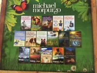 Michael Morphurgo 16 book set