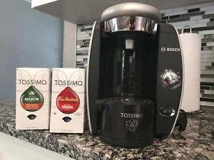 Tassimo coffee maker - mint condition!