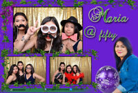 50% off our photo booth package