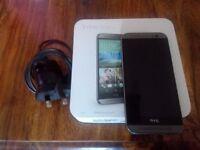 HTC one m8s phone (full working order.)