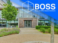 Office Space To Let Central Milton Keynes | Serviced Office for Rent | South Row (MK9)