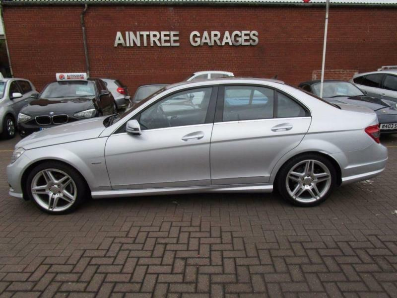 2009 59 MERCEDES-BENZ C CLASS 2.1 C250 CDI BLUEEFFICIENCY SPORT 4D 204 BHP DIESE