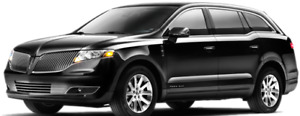 2013 Lincoln Town Car MKT SUV, Crossover Uber X/ Select/Black