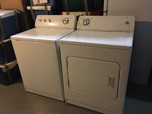 Washer and dryer whirlpool