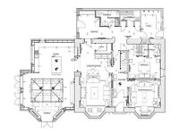 Planning Applications, Building Regulation Drawings, Measured Survey, Floor Plans (Surrey & London)