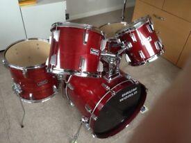 Acoustic drum kit suit beginner