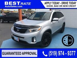 KIA SORENTO LX - APPROVED IN 30 MINUTES! - ANY CREDIT LOANS