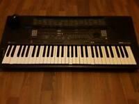61 key Yamaha Keyboard (portable) Works well