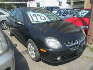 2003 Dodge Neon SX2.0 - ONLY 140,000 klm`s.!