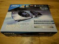 Nvidia GTX570 MSI Twin Frozr III Power Edition BOXED