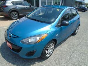 2011 Mazda Mazda2 **AUX INPUT, A/C & POWER EVERYTHING** GX