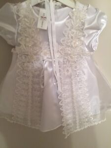 Christening dress brand new with tags