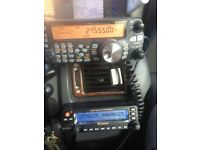 Kenwood TS 480 HX 200 Watts All Mode Transceiver