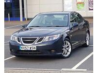 *New Shape* Saab 9-3 (93) 2L Turbo AUTO 175 BHP, Hpi Clear, FSH like Ford Mondeo Vauxhall Insignia