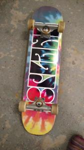 Plan B skateboard