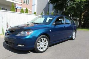 2007 Mazda Mazda3 GT,IMPECABLE,A-1,MINT CONDITION