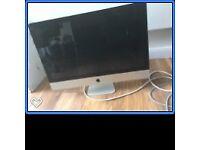 """Broken 27"""" Apple iMac 2011 – £150"""