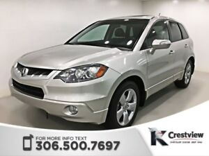2009 Acura RDX AWD | Leather | Sunroof