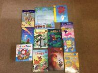 CHILDREN BOOKS FOR SALE EX SHOP DISPLAY