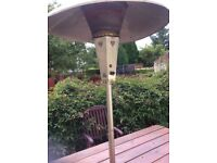 Stainless Steel Patio Heater.