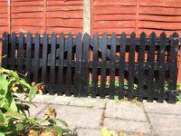 Wooden driveway gates.quality Heavy duty