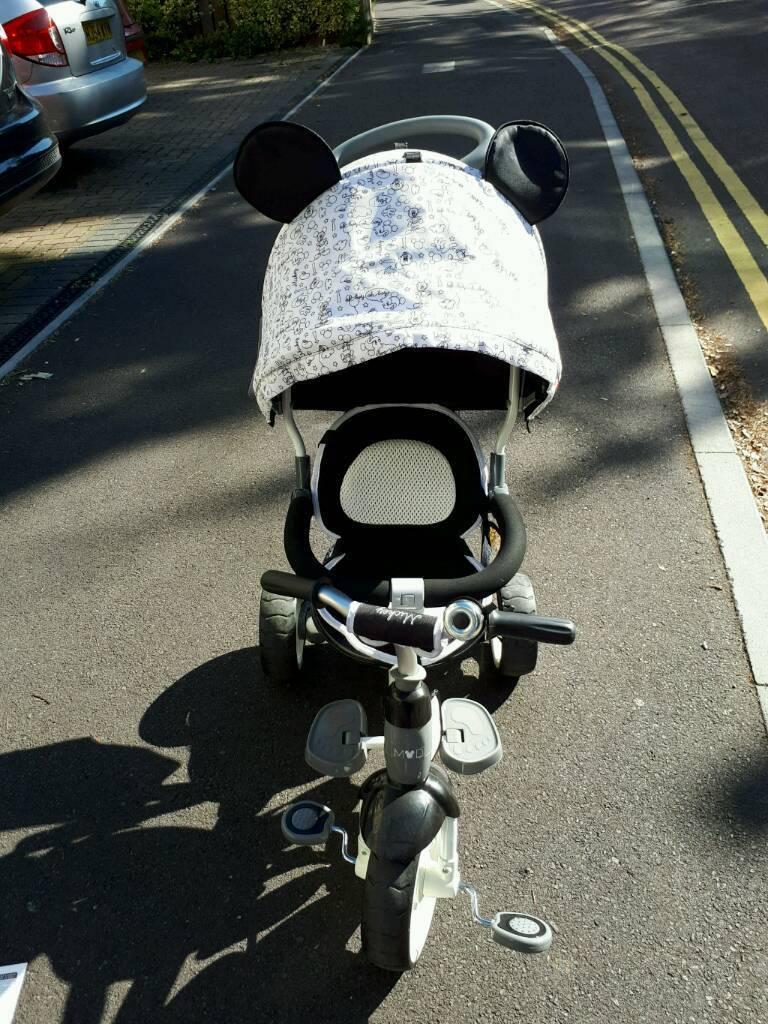 MODI Trike Mickey Limited Edition