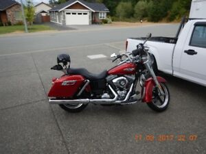2012 HD Dyna Switchback For Sale