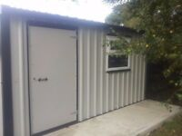 multipurpose steel sheds - any size built to order