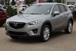 2014 Mazda CX-5 GT TECH AWD 2014 CX-5 GT TECH LOADED LEATHER SUN
