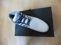 Jack Jones Stunning White Fashion Shoes - Sneakers - Trainers New Boxed Please See Size Information
