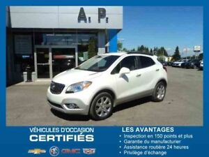 2013 BUICK ENCORE AWD LEATHER AWD Leather