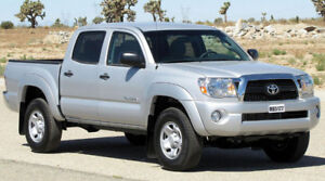 I am looking for a used cap/topper for a 2005-2013 Toyota tacoma