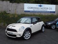 MINI HATCH COOPER 1.6 COOPER S 3d 172 BHP (white) 2008