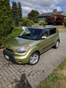 2011 Kia Soul 2u extended warranty and winter tires