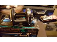 Daiwa 7ht boxed etc only used once