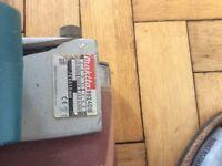 Makita belt sander 76x610mm