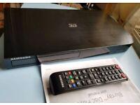 Samsung Smart 3D Blu-ray DVD player