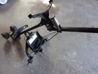 Hillbilly electric trolley for spares