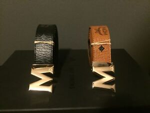 Brand New Designer Belts (MCM,Fendi,Ferragamo,Versace,Gucci)