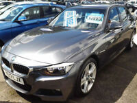 BMW 318 2.0TD 318d M Sport (FULL LEATHER)