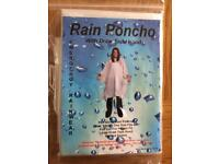 SEVEN WATERPROOF PONCHO CAPES