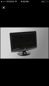 "15""  LED Coby tv"